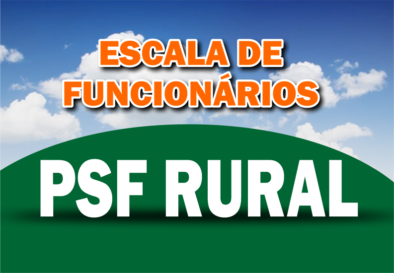 Escala PSF Rural